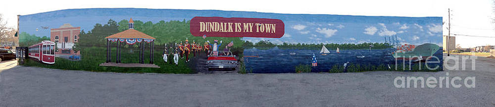 Dundalk Community Mural by Edward Williams
