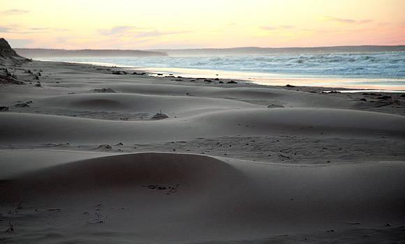 Dune Sunset by Allan MacDonald