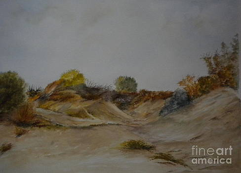 Dunes at Solymar II by Madie Horne