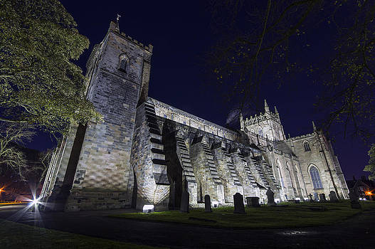 Ross G Strachan - Dunfermline Abbey by Night 2 of 6