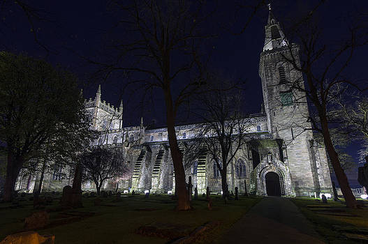 Ross G Strachan - Dunfermline Abbey by Night 3 of 6
