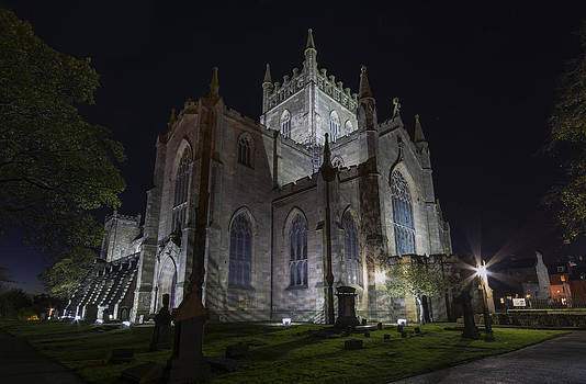 Ross G Strachan - Dunfermline Abbey by Night 4 of 6