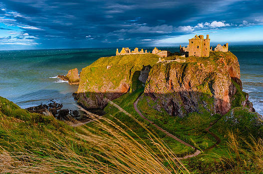 David Ross - Dunottar Castle