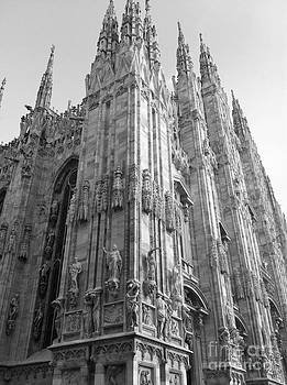 Duomo Church Version 2 by Ty Cook
