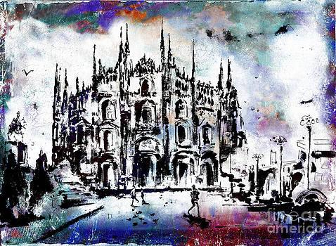 Ginette Callaway - Duomo Milan Italy