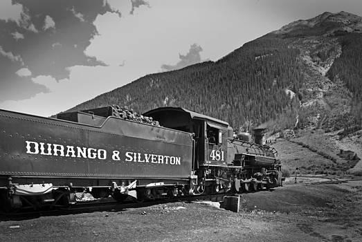 Jeff Brunton - Durango-Silverton RR 02
