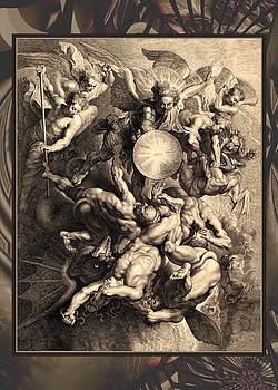 Robert Kernodle - Durer Avenging Angels