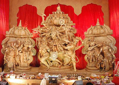 Durga Pratima 2009 by Biswajit Dutta