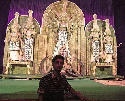 Durga Pratima 2011 by Biswajit Dutta