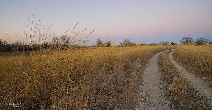 Dusk at Busch Wildlife by Greg Weseman
