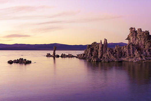 Priya Ghose - Dusk At Mono Lake