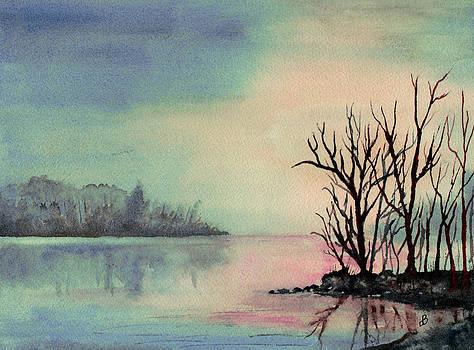 Dusk by Brenda Owen