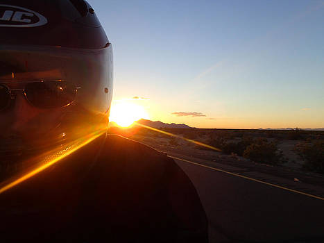 Dusk Rider by Tyler Lucas