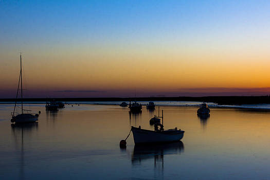 Dusky Tranquility by Matthew Bruce