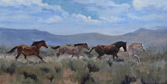 Dust and Sage by Karen McLain