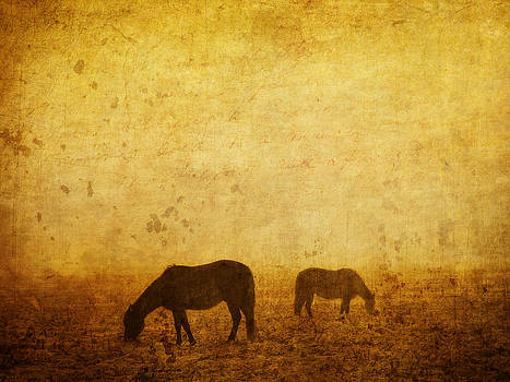 Ray Van Gundy - Dust Storm Horses