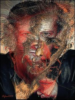 Dustin Hoffman by Orfeu De SantaTeresa