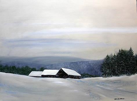 Dusting by Ken Ahlering