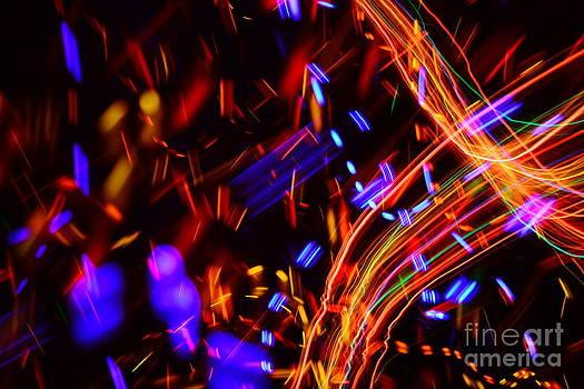 Dusty Lights by Blake Sherman