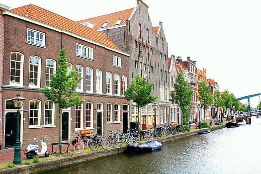 Danielle Groenen - Dutch Canal Scene