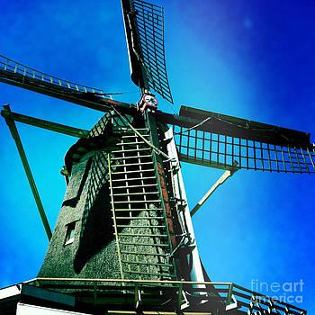Dutch Mill by Sara  Meijer