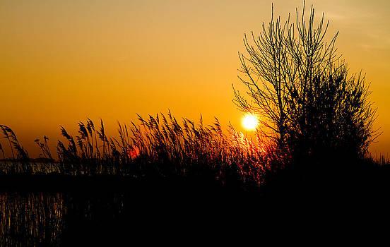 Dutch sunset by Joep K