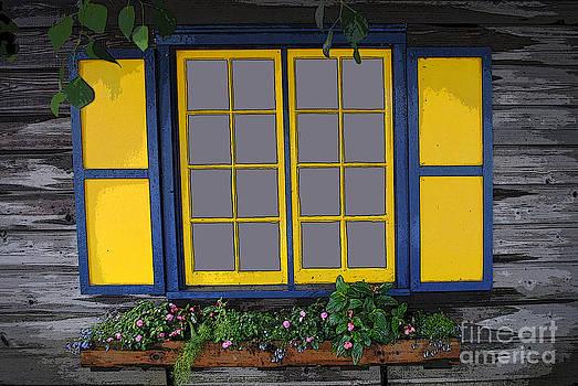 Jost Houk - Dutch Window