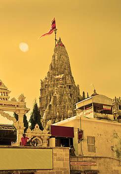 Kantilal Patel - Dwarka Krishna Temple