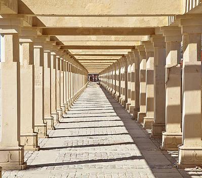 Kantilal Patel - Dwarka new Concrete Pagoda