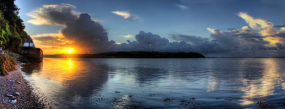 Dylan Thomas Boathouse by Simon West