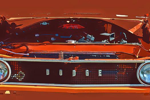 Joe Bledsoe - Dynamic Orange Dodge