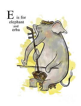 E is for Elephant by Sean Hagan