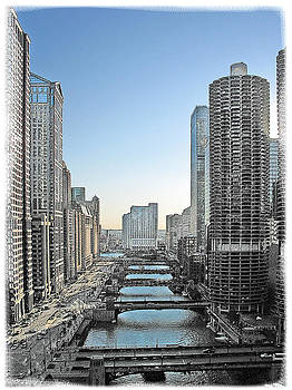 E. Wacker Drive by Bill Leonard