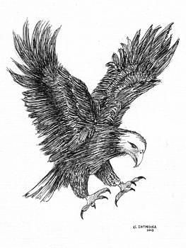Eagle 1 by Al Intindola