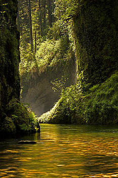 Eagle Creek by Ross Murphy