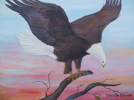 Eagle by Glenda Barrett