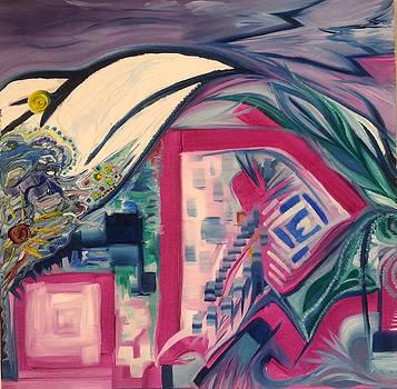Eagle medicine by Marie-Chantal Kindou