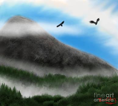 Eagle Peak by Thomas OGrady