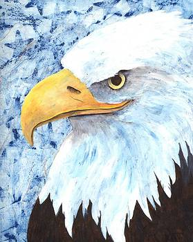 Eagle by Sara Bell