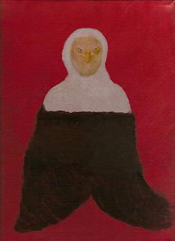 Eagle Woman by Elisheva Herrera