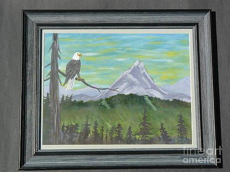 Eagles Purch by Jody Curran