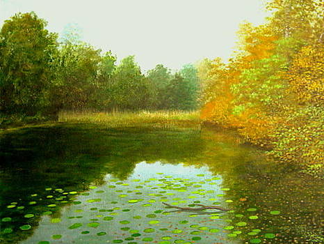 Early Autumn by Erno Saller