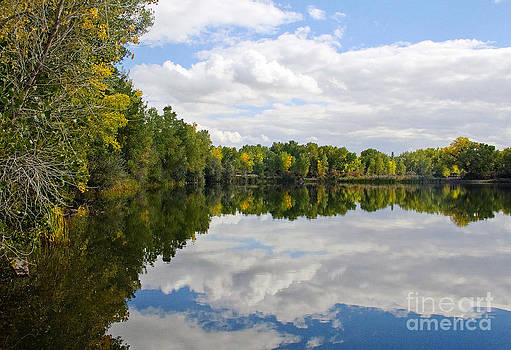Bob Hislop - Early Fall Reflections