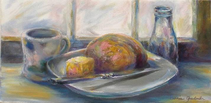 Early Morning by Bonnie Goedecke