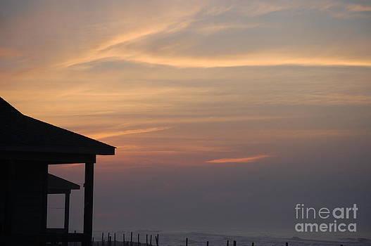 Early Morning Skies by Tina Shamay