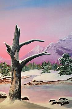 Early Thaw by Barney Hedrick