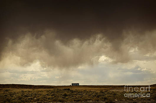 Dave Gordon - Earth and Clouds New Mexico II
