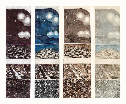 Earth Cycle by Iris Posner
