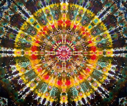 Earth Elements Mandala by Courtenay Pollock