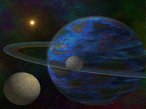 Earth-Like by Vincent Autenrieb